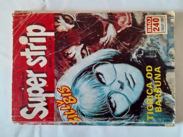 Super strip Billy Bis 240:Tigrica od baršuna